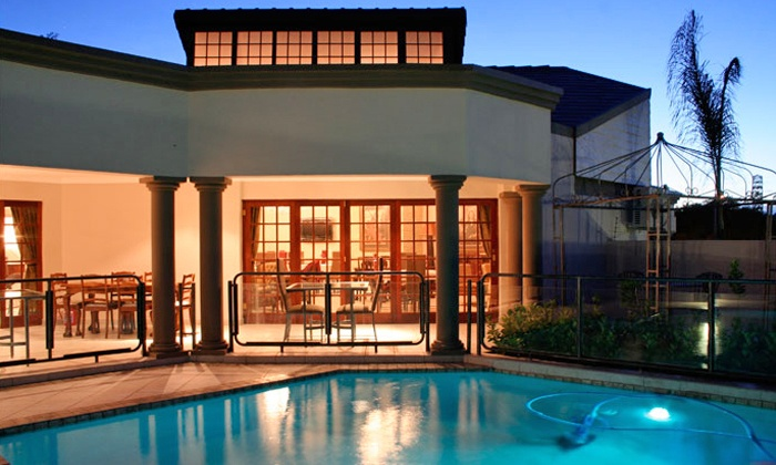 Thorpe House - Pretoria: Pretoria: Stay for Two at Thorpe House