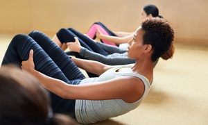 Club Vital Fitness: Five Classes or 1-Month of Unlimited Barre, Spin, Kickboxing, or TRX Classes at (Up to 53% Off)