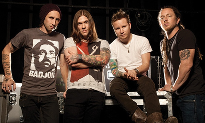 Rockstar Energy Drink Uproar Festival - First Niagara Pavilion: $22 for One G-Pass to Rockstar Energy Drink Uproar Festival Featuring Shinedown on August 31 (Up to $45.50 Value)