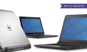 "Dell Latitude Laptops With 12.5"", 13.3"", 14"", Or 15.6"" Screens And Intel Processors (manufacturer Refurbished)"