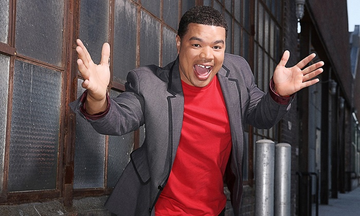 """""""Show Me The Funny"""" Red Grant Live - The Temple Theatre: Show Me the Funny: Red Grant Live at The Temple Theatre on Friday, May 29, at 7:30 p.m. (Up to 37% Off)"""