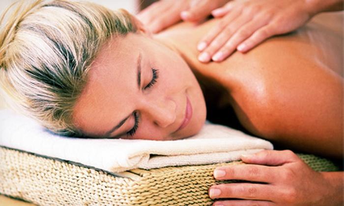 DeMatteis Massage - Jackson: 60- or 90-Minute Massage at DeMatteis Massage (Up to 57% Off)