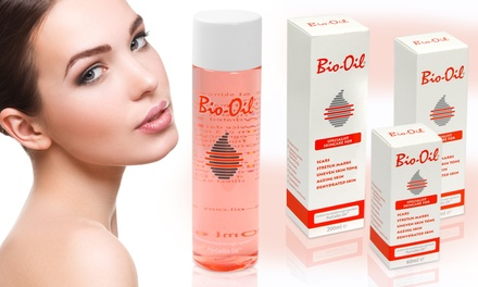 Bio Oil: 60ml (£3.98), 125ml (£6.98) or 200ml (£9.98) Bottle (Up to 61% Off)