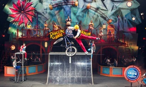 Ringling Bros. and Barnum & Bailey presents Circus XTREME: <i>Ringling Bros. and Barnum & Bailey</i> Presents <i>Circus XTREME</i> on June 16–19
