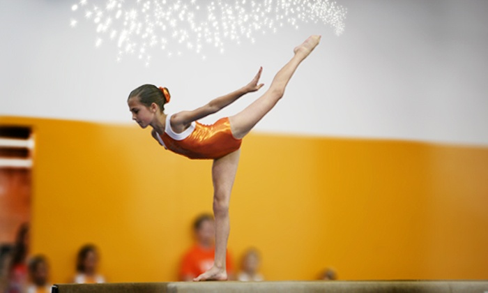 Golden State Gymnastics - Golden State Gymnastics: $185 for One Week of Gymnastics Summer Camp at Golden State Gymnastics ($340 Value)