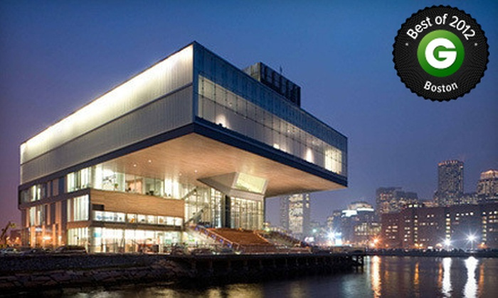 The Institute of Contemporary Art/Boston - D Street - West Broadway: Individual, Dual or Family, or Associate-Level Membership to The Institute of Contemporary Art/Boston (Up to 56% Off)