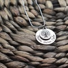 51% Off Hand-Stamped Family Tree Necklace