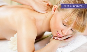 Scape Spa INC: One or Three 60-Minute Massages at Scape Spa (Up to 51% Off)