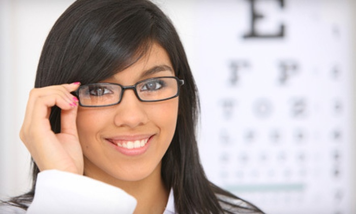I-Sight Optical - Long Island City,Astoria,Astoria South: $59 for Eye Exam and Two Pairs of Glasses or $250 Worth of Glasses at I-Sight Optical in Astoria ($250 Value)