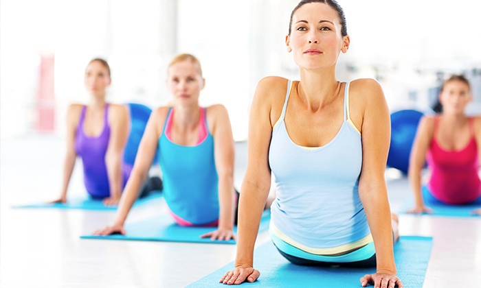 Studio 3 Fitness - Chino: 5 Yoga Classes or One Month of Unlimited Yoga Classes at Studio 3 Fitness (Up to 58% Off)