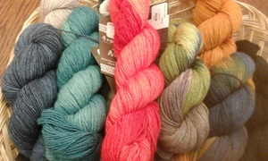 Knit One: Two-Hour Knitting Class at Knit One (52% Off)