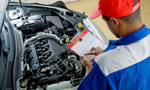 Eliot's Complete Auto Repair: $59 for an Auto Service and Maintenance Package with Eight Oil Changes at Eliot's Complete Auto Repair ($279.95 Value)