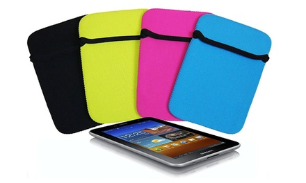 "One £1.99 or Two £3.49 7"" Tablet Sleeve Cases"