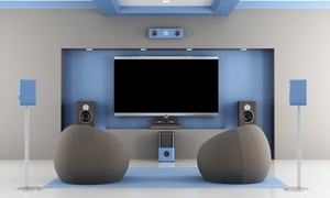 Trifutec: Home-Theater Installation from Trifutec (30% Off)