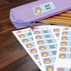 Personalized Children's Name Labels