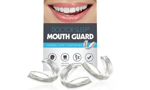 Custom Anti-Teeth-Grinding Night Guards (3-Pack)