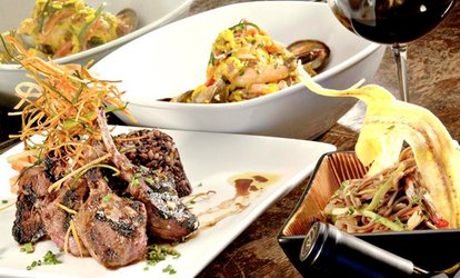 Fine Dining at Razz's Restaurant and Bar (Up to 55% Off) Two Options Available.