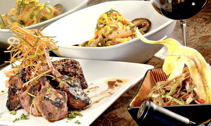 Razzs Restaurant and Bar - Paradise Valley: Fine Dining at Razz's Restaurant and Bar (Up to 51% Off) Two Options Available.