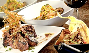 Razzs Restaurant and Bar: Fine Dining at Razz's Restaurant and Bar (Up to 51% Off) Two Options Available.