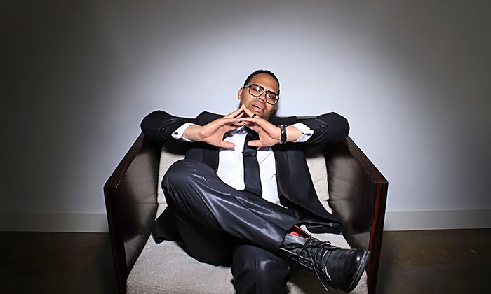 Language of Love Concert Series - Amos' Southend: Eric Roberson & Bilal Live in Charlotte at Amos Southend Friday, February 27 or Saturday, February 28 (Up to 57% Off)
