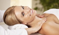30-Minute Massage and 30-Minute Facial at Bobby Dazzlers Nails and Beauty (56% Off)