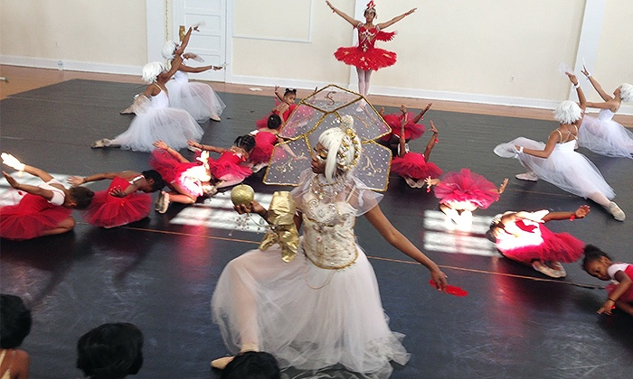 """""""Firebird"""" - Dr. Henry A. Wise, Jr. High School: Ballet Arts Academy: """"The Firebird"""" at Dr. Henry A. Wise, Jr. High School on Saturday, June 6 (Up to 40% Off)"""