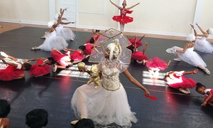 """Firebird"": Ballet Arts Academy: ""The Firebird"" at Dr. Henry A. Wise, Jr. High School on Saturday, June 6 (Up to 40% Off)"