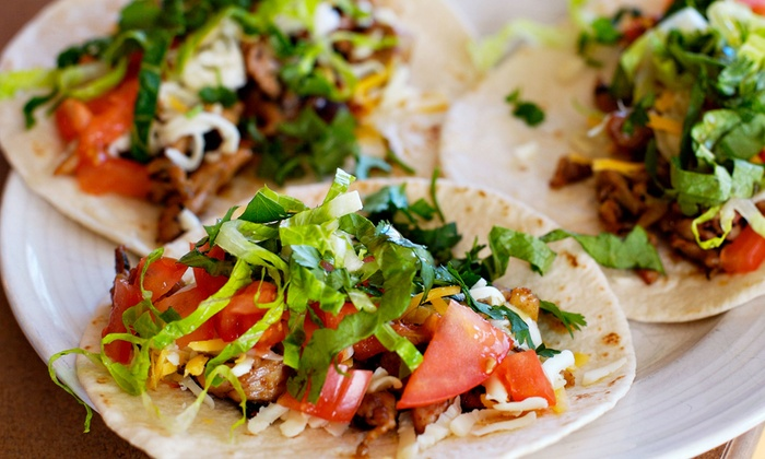 Paco's Tacos - Marlboro: Mexican Cuisine at Paco's Tacos (Up to 52% Off). Two Options Available.