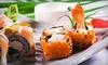 Kyoto Japanese Cuisine - Loveland: $15 for $30 Worth of Japanese Dinner Cuisine at Kyoto Japanese Cuisine