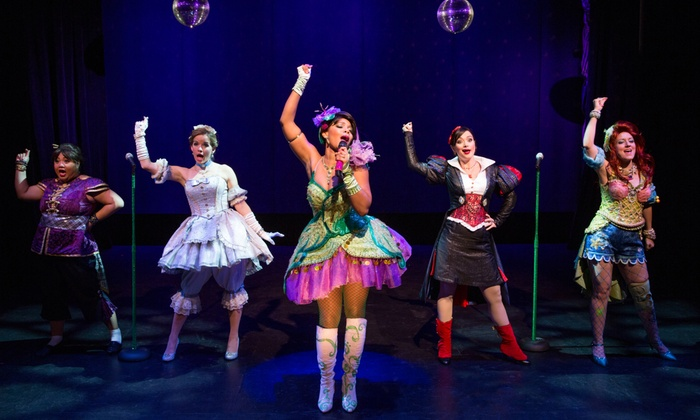 """""""Disenchanted!"""" - Theatre at St. Clement's: """"Disenchanted!"""" at Theatre at St. Clement's, November 26–December 31 (Up to 41% Off)"""