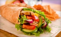 $13 for Four Groupons, Each Good for One Pita Sandwich at Eata Pita ($26 Value)