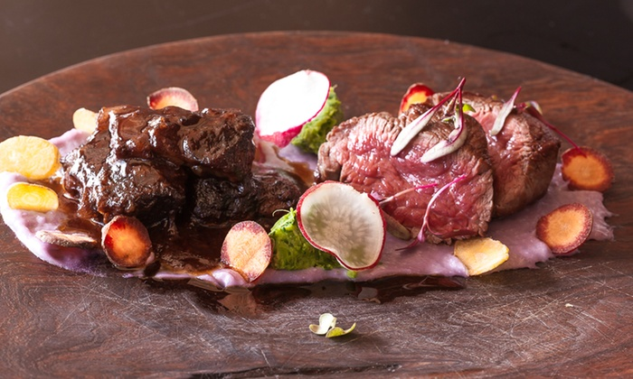 Myoga - Cape Town: Three-Course Lunch from R375 at Myoga (Up to 53% Off)