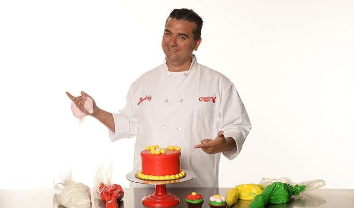 Baking With Buddy: 6 or 12 Months of Online Baking Courses with Celebrity Baker Buddy Valastro from Baking With Buddy (Up to 85% Off)