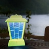 Decorative Glow-in-the-Dark Lantern Bug Zapper