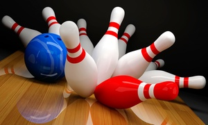 Bohle Bowling Center: 2 Std. Bowling auf einer Bahn für bis zu sechs Personen im Bohle Bowling Center (bis zu 44% sparen*)