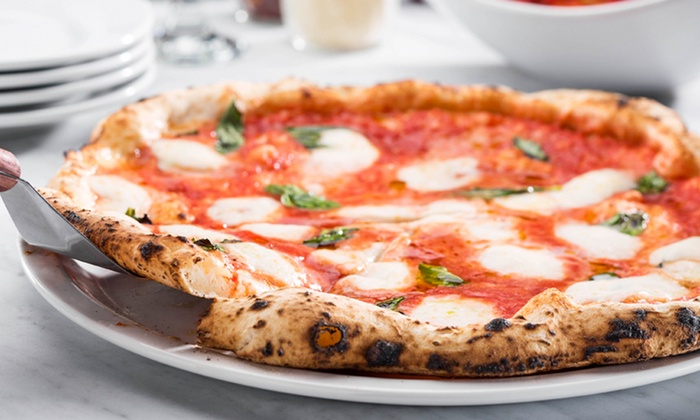 Tony's of North Beach - Rohnert Park: Pizza, Salad, and Drinks for Two or Four at Tony's of North Beach at Graton Casino (Up to 41% Off)