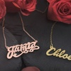 Personalized Nameplate Necklaces