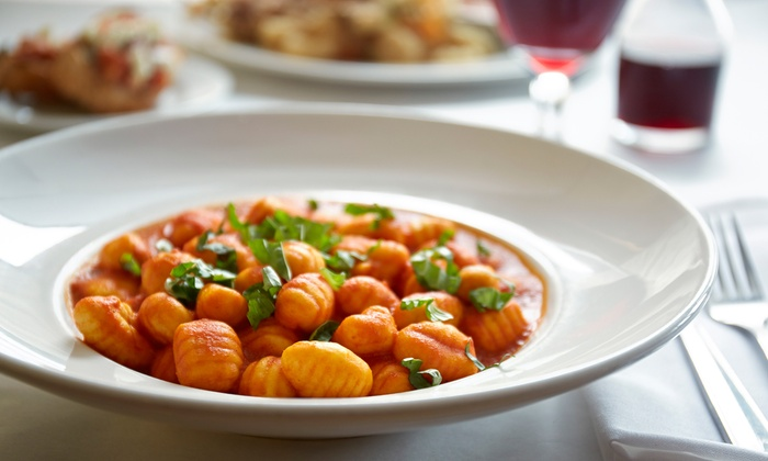 Ricardo's Italian Cafe - Lafayette Square: $17 for $30 Worth of Italian Food at Ricardo's Italian Café