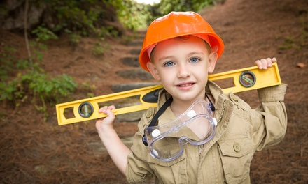 One-Week Engineering and Robotics Summer Camp for One or Two from Engineering for Kids (Up to 51% Off)
