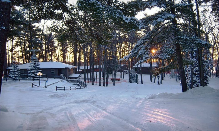 Black Bear Lodge - Saint Germain, WI: One-Night Stay at Black Bear Lodge in Wisconsin's Northwoods
