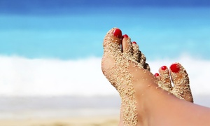 Erin's Nail Design / Ingrown Solutions: One or Two Podology Pedicures at Erin's Nail Design (50% Off)