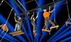 Bodies in Motion - Boise: Cosmic Ropes Course for Two or Four at Bodies in Motion (Half Off)