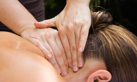 A 60-Minute Swedish Massage at Live Healthy Massage (50% Off)