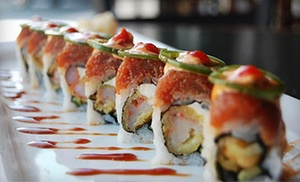 53% Off Sushi Dinner at Big Eye Sushi Bar