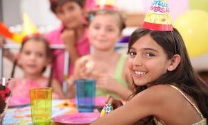 """Play Park: Formule journée anniversaire """"Boom annif"""" ou """"Méga annif"""" pour 8 enfants dès 45 € au Play Park"""
