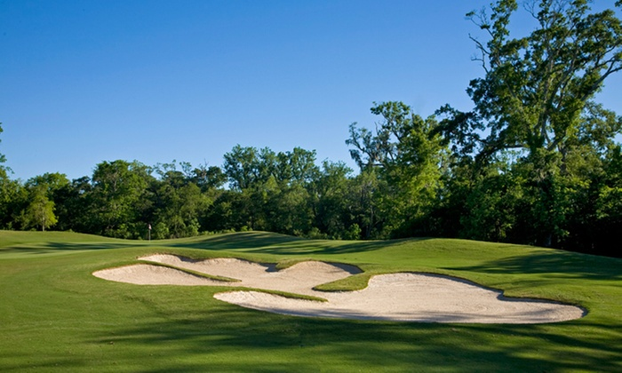 The Wilderness at Lake Jackson - Lake Jackson: 18-Hole Round of Golf, Replay Round, and Lunch for One or Two at The Wilderness at Lake Jackson (Up to 50% Off)