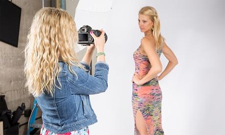 Book fotográfico individual, grupal o profesional con CD y fotos retocadas desde 14,94 € en Photofactory BCN