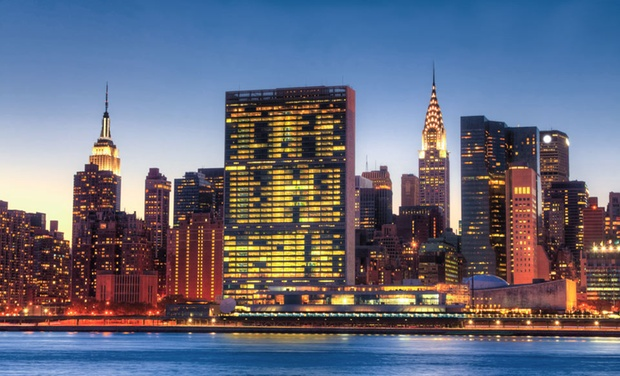 TripAlertz wants you to check out Stay at The DoubleTree by Hilton Hotel Metropolitan in New York City, with Dates into March 4-Star DoubleTree in Midtown Manhattan - 4-Star Manhattan DoubleTree