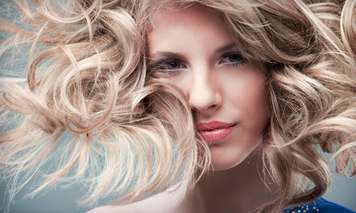 Viva Hair Studio - Boca Raton: Haircut, Moroccanoil Treatment, and Option for Color or Highlights at Viva Hair Studio in Boca Raton (Up to 62% Off)