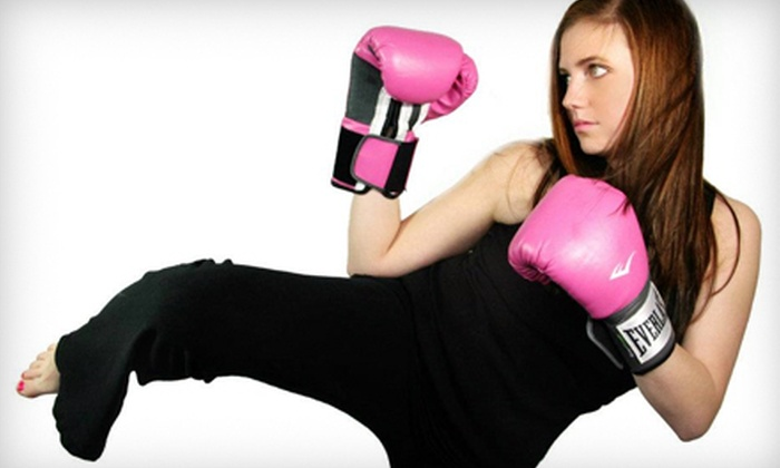 Fournier's Fitness and Martial Arts Center - Portland: 15 or 30 Kickboxing Classes at Fournier's Fitness and Martial Arts Center (Up to 67% Off)